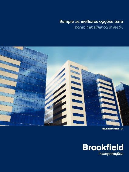 Revista de Estoques - Brookfield Incorporações
