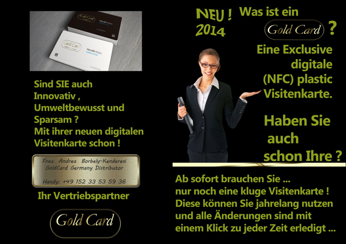 Goldcard_germany