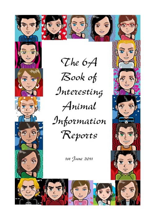 Our Favourite Animal Information Reports