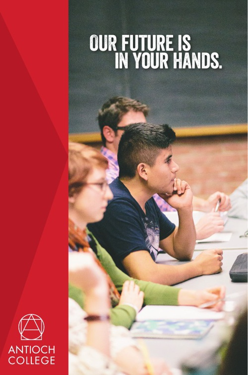 Antioch College End of Year Mailer