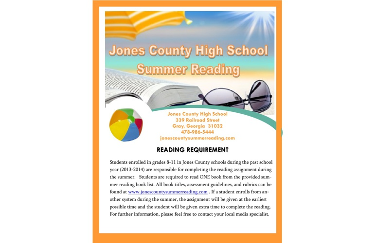 summer reading brochure 2013