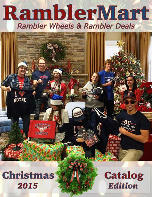 RamblerMart Christmas Catalog 2015