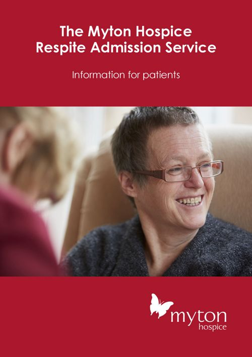 The Myton Hospices Respite Brochure