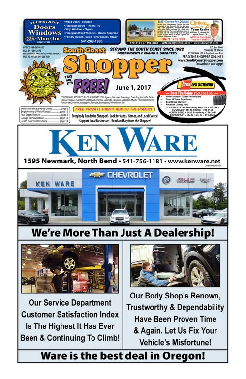South Coast Shopper e-Edition 6-1-17