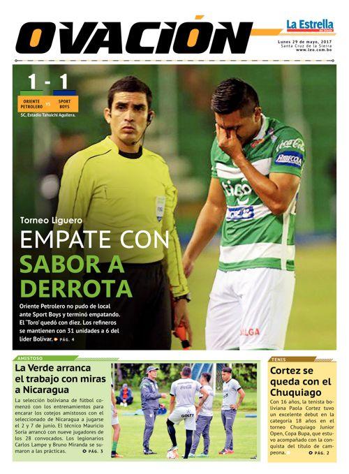 Deportivo 29-05-2017