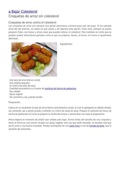 croquetas-de-arroz-sin-colesterol