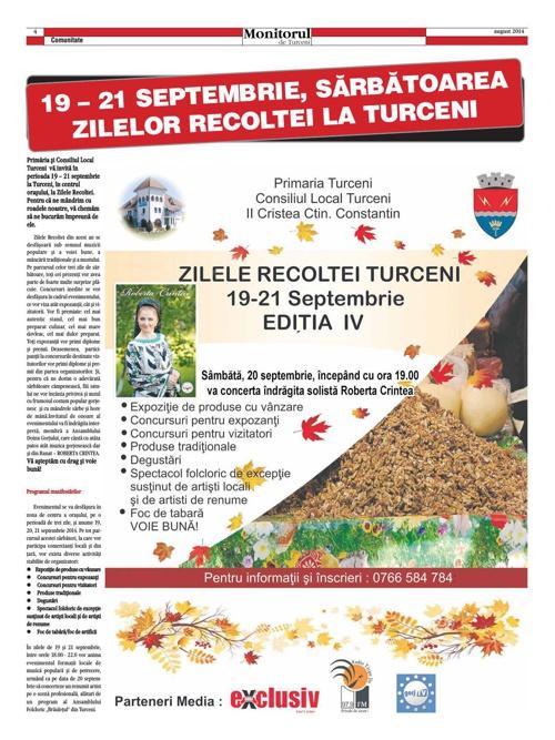 Monitorul de Turceni nr 62/2014