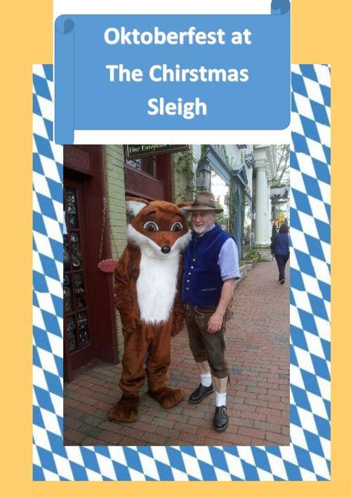 The Christmas Sleight - Oktoberfest 2015