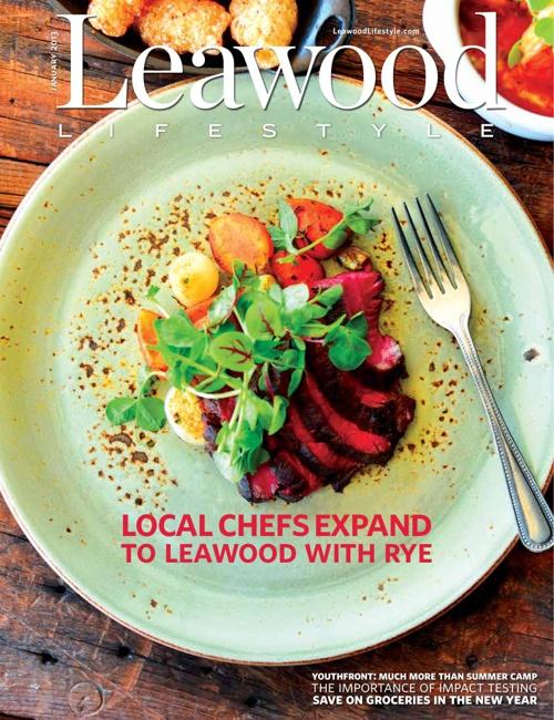 Leawood Lifestyle January 2013