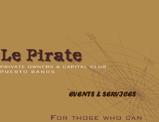 Club Le Pirate, Puerto Banus