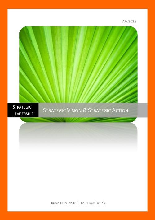 StrategicLeadership
