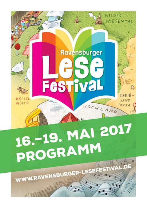 Ravensburger Lesefestival 2017