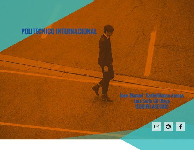 SISTEMATIZACION PROYECTOS DE AULA POLITECNICO INTERNACIONAL(SEDE
