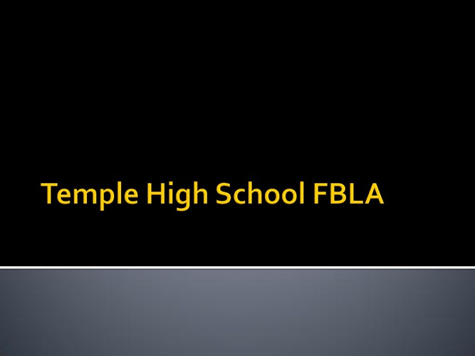 FBLA Pictures