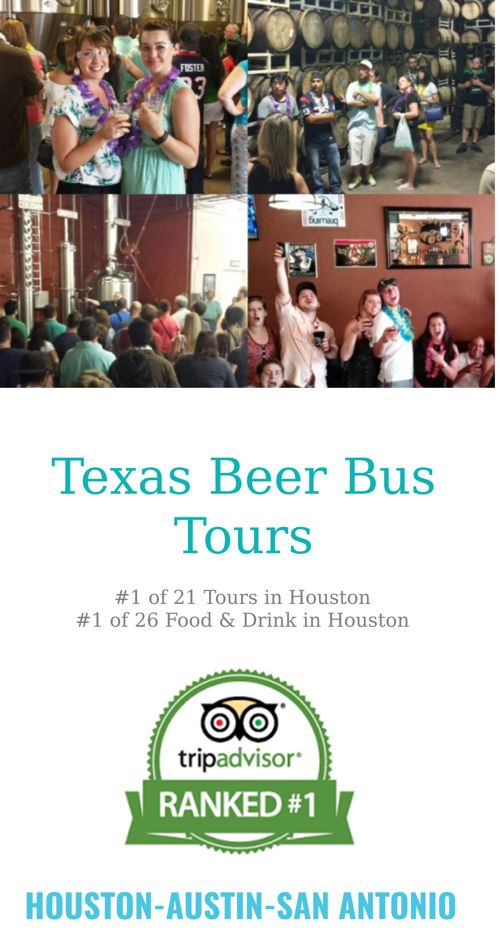 Texas Beer Bus Tours