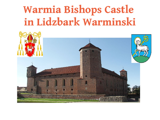 Warmia Bishops Castle POLAND