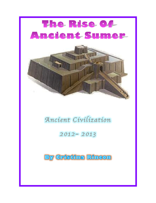 The Rise of Ancient Sumer