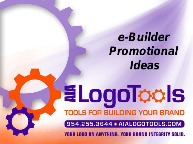 eBuilder-General Promotions 2015