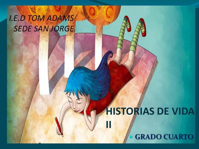 HISTORIAS DE VIDA II