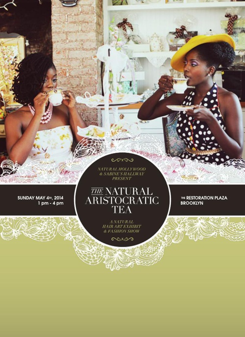 The Natural Aristocratic Tea May 4th, 2014
