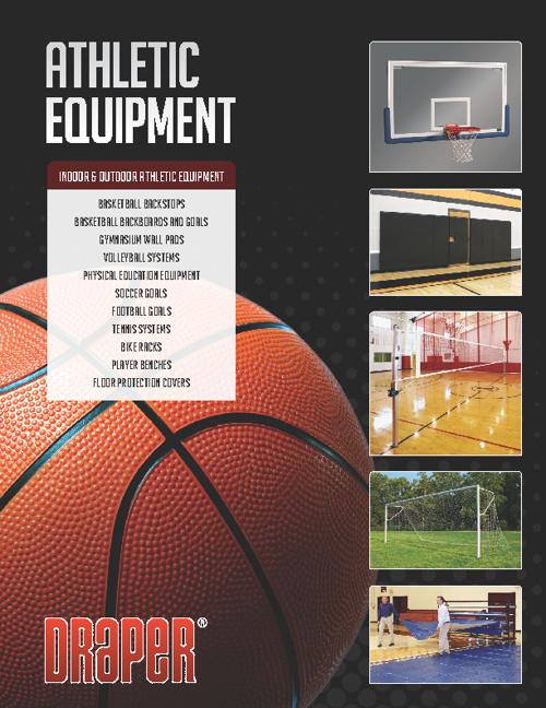 Draper, Inc. Athletic Equipment Catalog