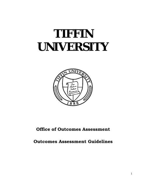 2015 Assessment Manual