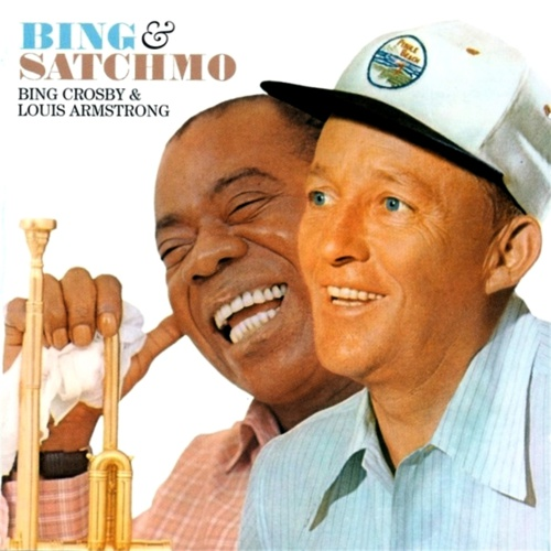 Bing Crosby & Louis Armstrong - Bing & Satchmo LP booklet