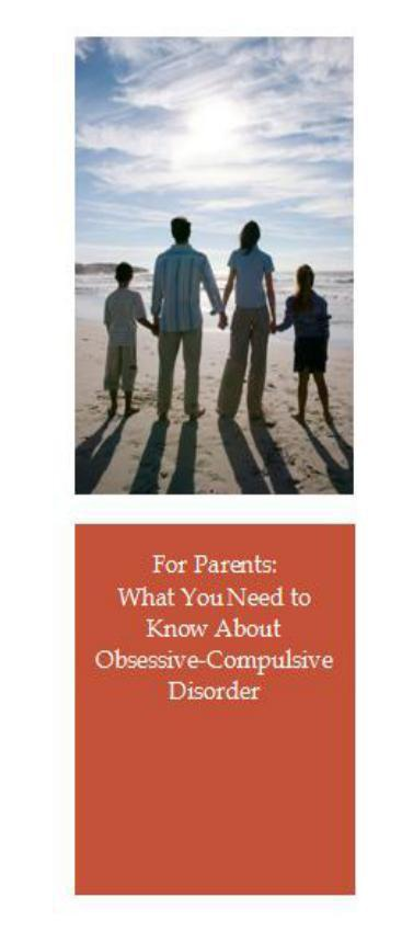OCD Brochure for Parents
