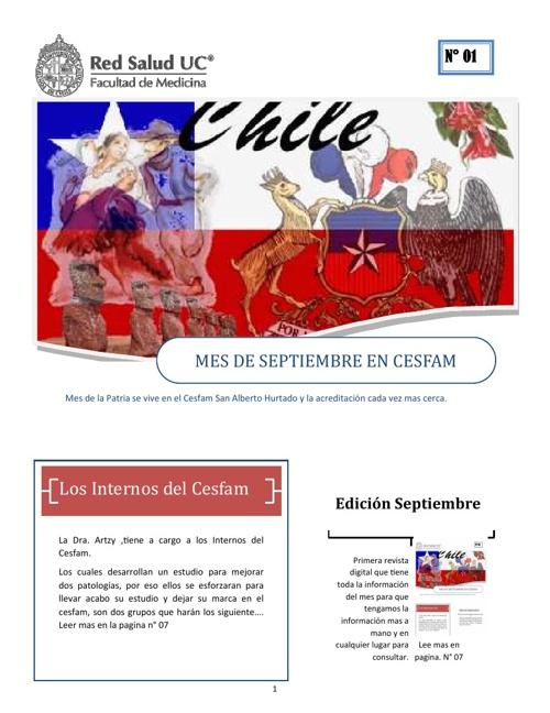 Publicacion1 Cesfam SAH