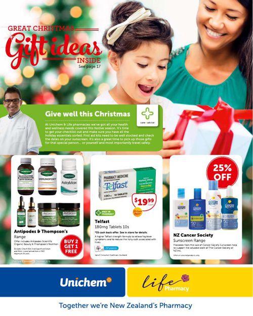 November/December Catalogue 2015