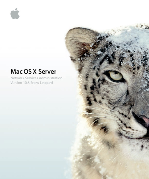 Network Services Administrator for Mac os X Server