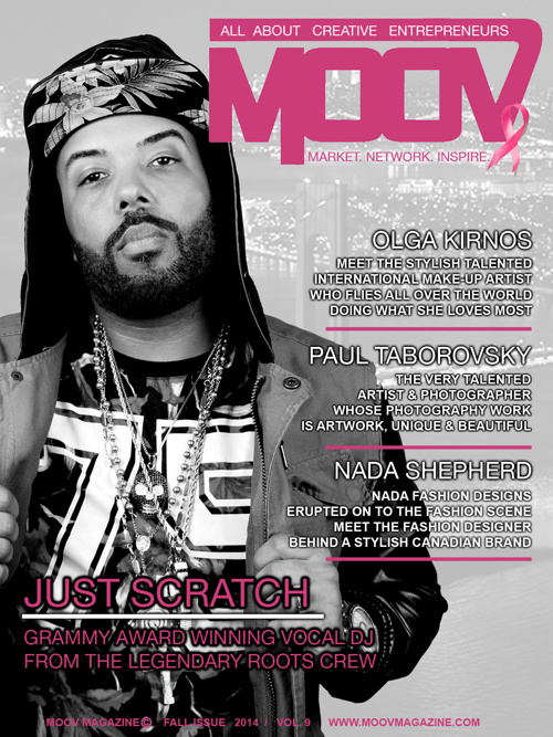MOOV MAGAZINE - FALL ISSUE 2014