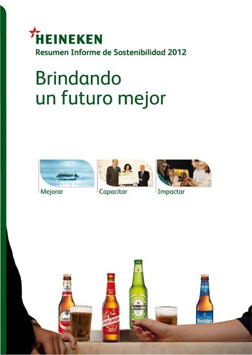 Informe de Sostenibilidad 2012 - HEINEKEN España