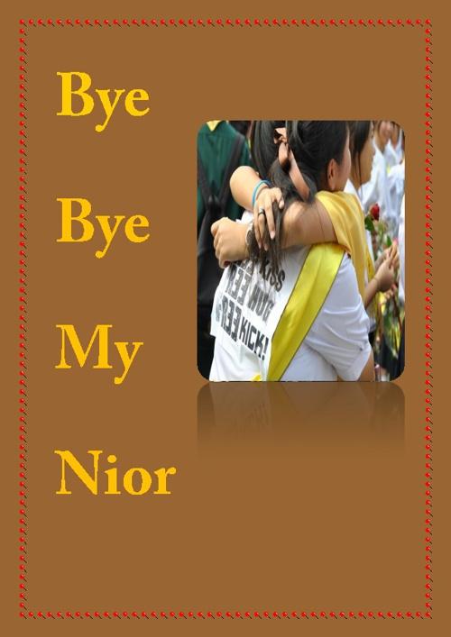 Bye Bye My Nior