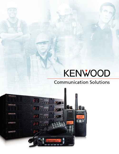 Kenwood Canada - LMR Catalog