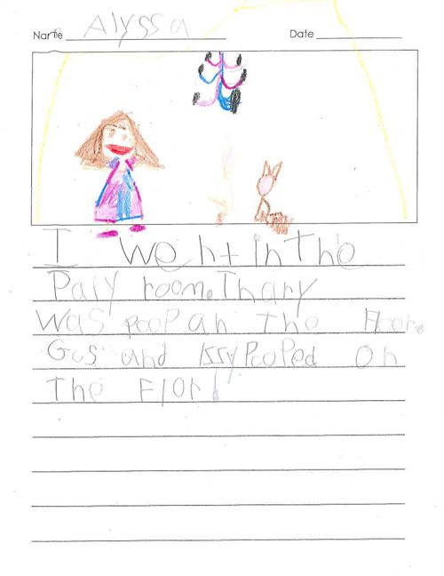 Alyssa's Published Writing