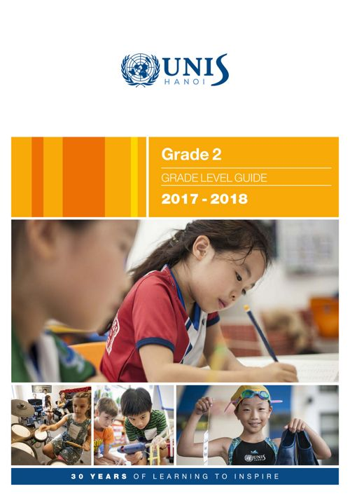 Grade 2 Curriculum Guide 2017-2018