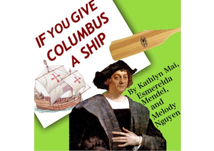 If You Give Columbus A Ship