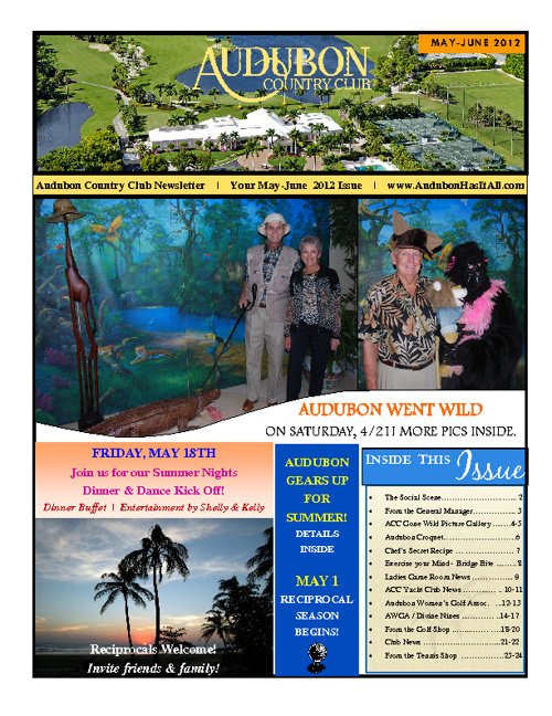 May / June 2012 ACC Newsletter