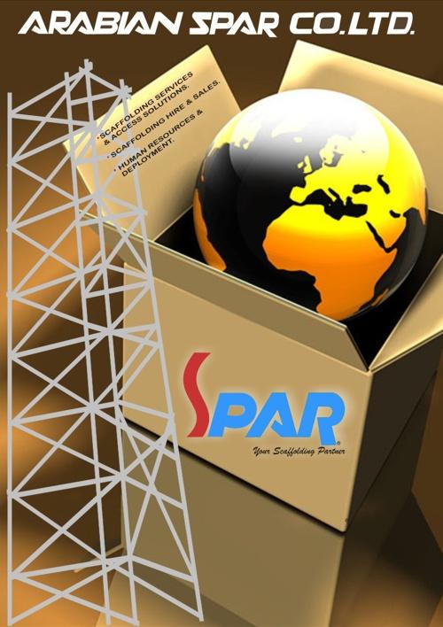 SPAR - Your Scaffolding Partner