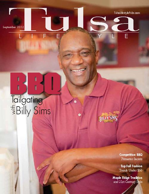 Tulsa Lifestyle September 2012