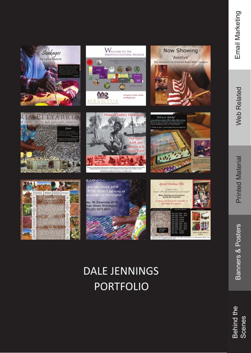 Dale Jennings Portfolio