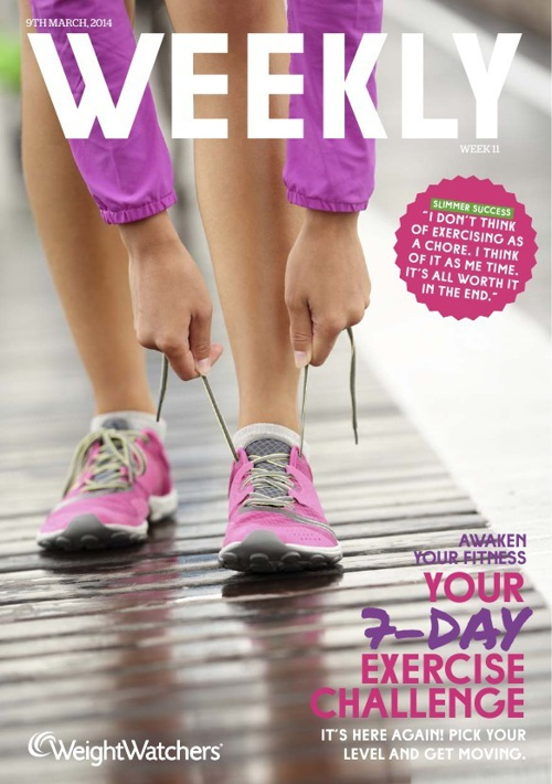 Weight Watchers Weekly Issue 11