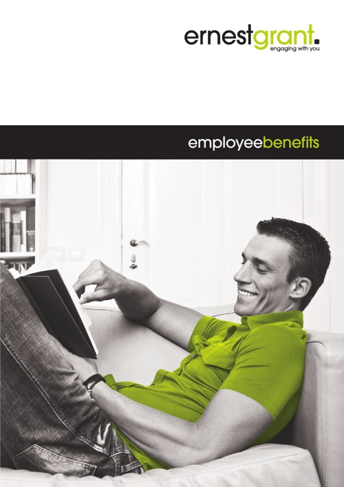Employee Benefits e-brochure