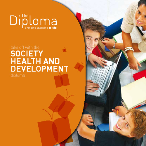 Diploma in Society Health & Development