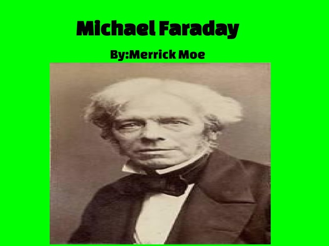 p. 3 Moe Faraday