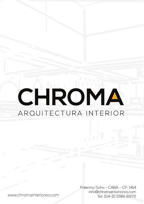 CHROMA INTERIORES - PORTFOLIO