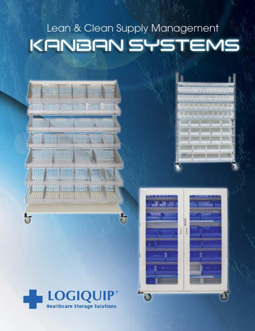 Logiquip Lean & Clean Supply Management Kanban Systems