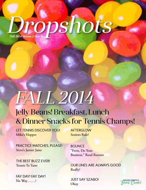 DropShots August 2014