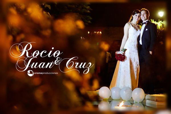 Rocio & Juan Cruz | Fotolibro 30x90